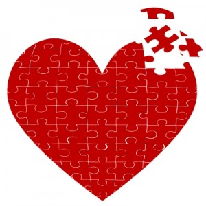 Heart Jigsaw Puzzle (c) 2011 Courtesy of digitalart