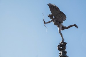 Eros Cupid Statue London by Vichaya Kiatying-Angsulee, www.freedigitalphotos.net