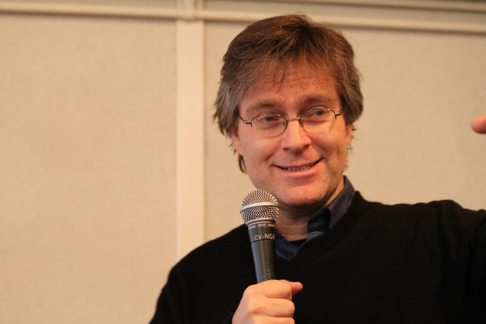 Marc Gafni teaching at Venwoude