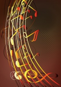 Background Music Multicolor by luigi diamanti