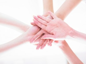 Team Joining Hands by adamr, www.freedigitalphotos.net