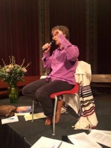 Marc Gafni at Vondelkerk Amsterdam