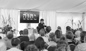 Marc Gafni teaching about the Name of God