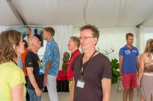 Stefan Schoch at the Summer Festival of Love 2014